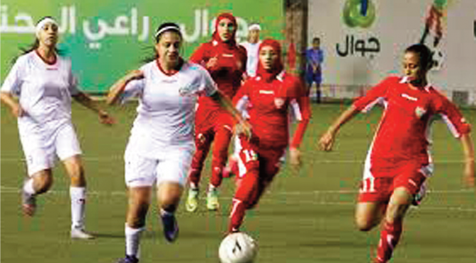 Diyar  Women's Football Team Tour Fixtures