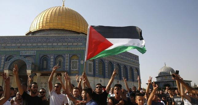Protest: Hands Off Jerusalem – Free Palestine