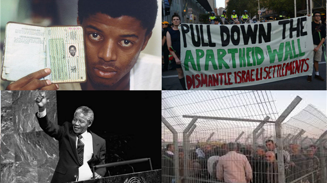 Public Meeting: Brian Brown Discusses South Africa & Israeli Apartheid