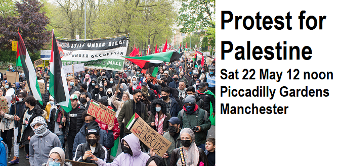 Protest for Palestine