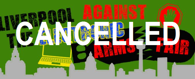 Liverpool Electronic ARMS Fair Cancelled