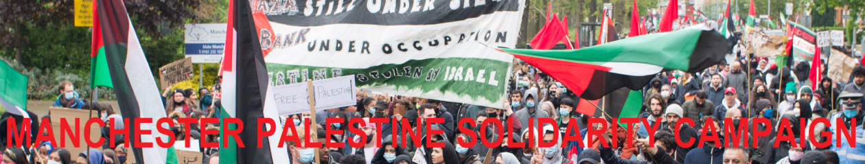 Manchester Palestine Solidarity Campaign