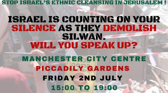 Protest This Friday 3-7 pm